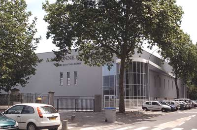 Salle Jean Yves LEROY ASC Bonne Garde 44200 NANTES