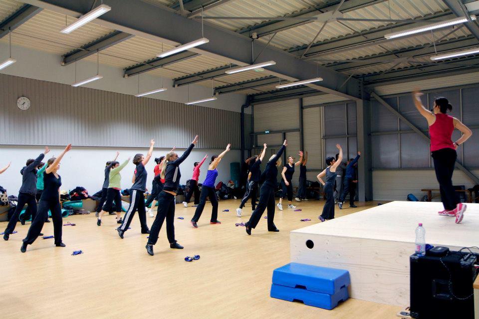 Nos cours de Fitness-Zumba